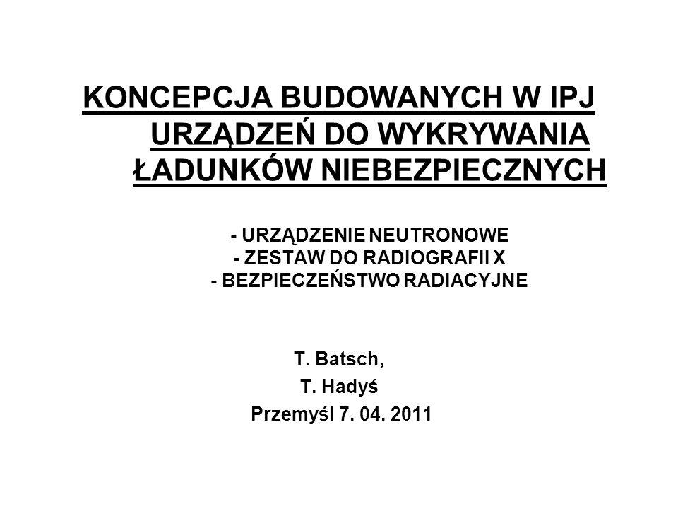 T. Batsch, T. Hadyś Przemyśl 7. 04. 2011