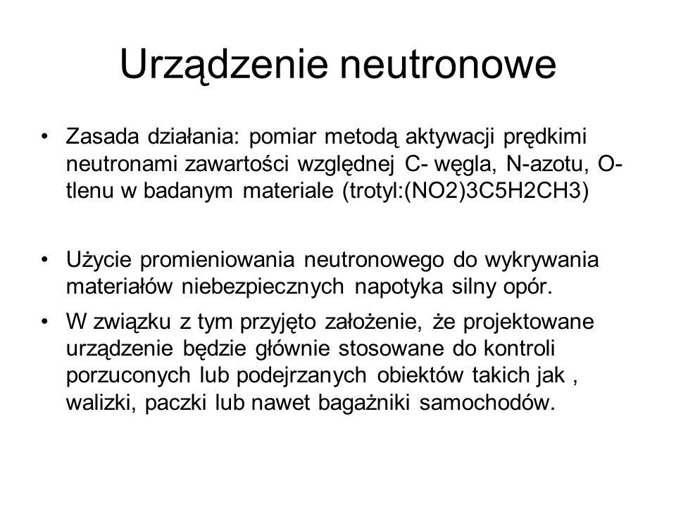 Urządzenie neutronowe