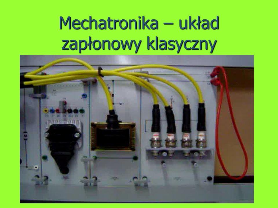 Mechatronika – układ zapłonowy klasyczny