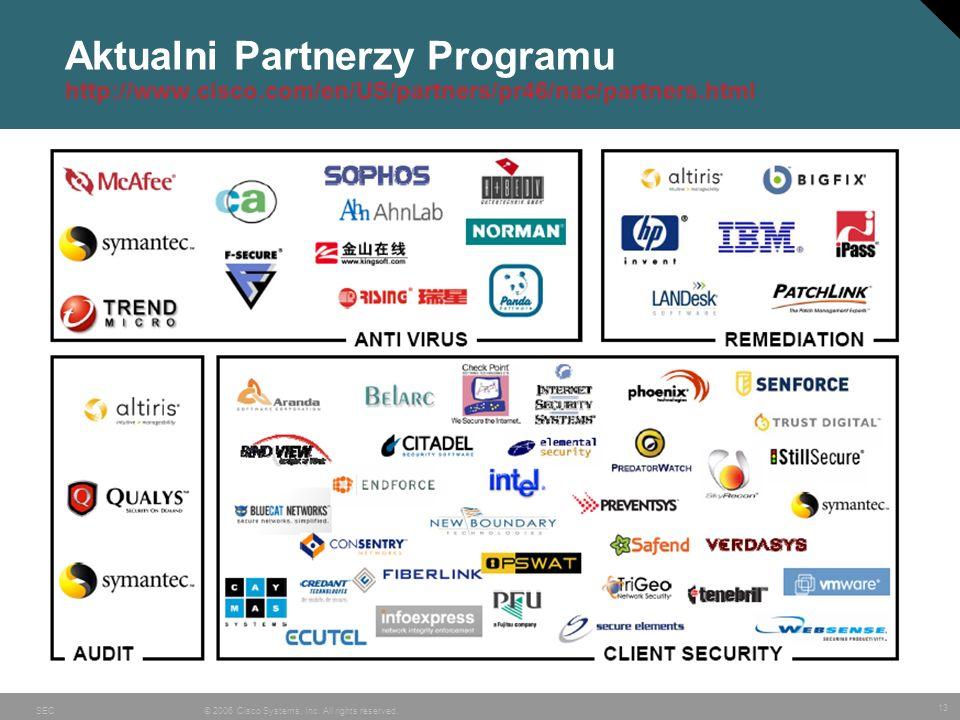 Aktualni Partnerzy Programu http://www. cisco