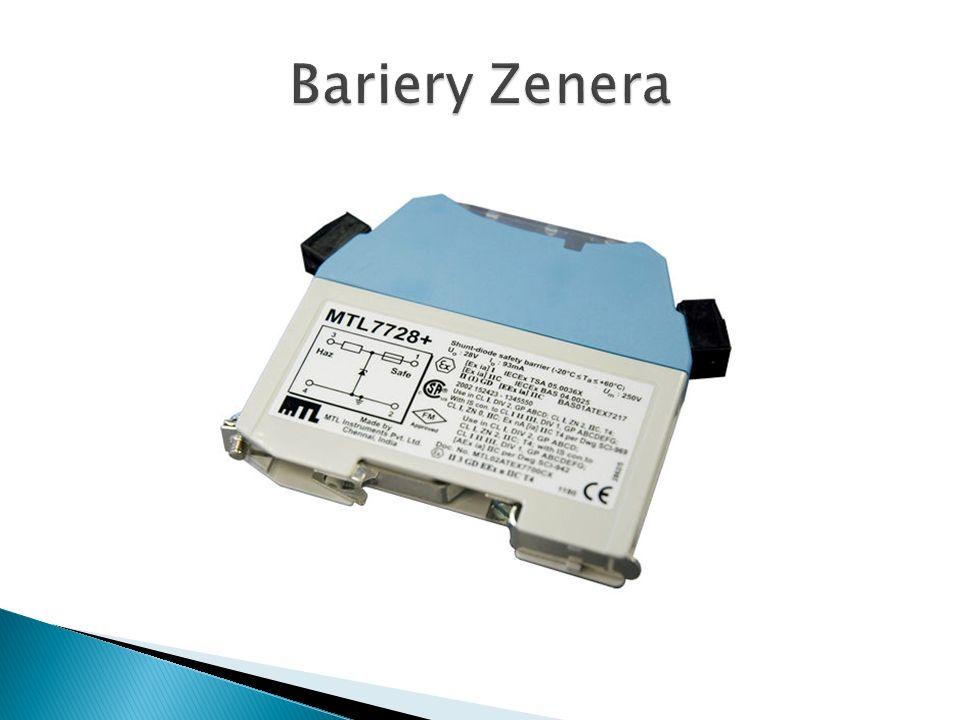 Bariery Zenera