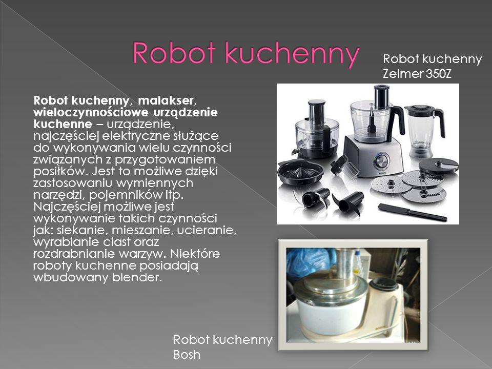Robot kuchenny Robot kuchenny Zelmer 350Z
