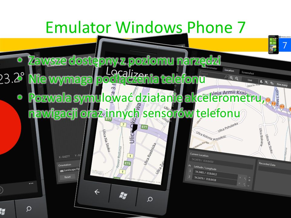 Emulator Windows Phone 7