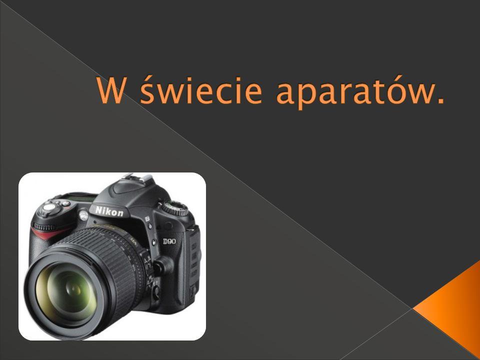 W świecie aparatów.