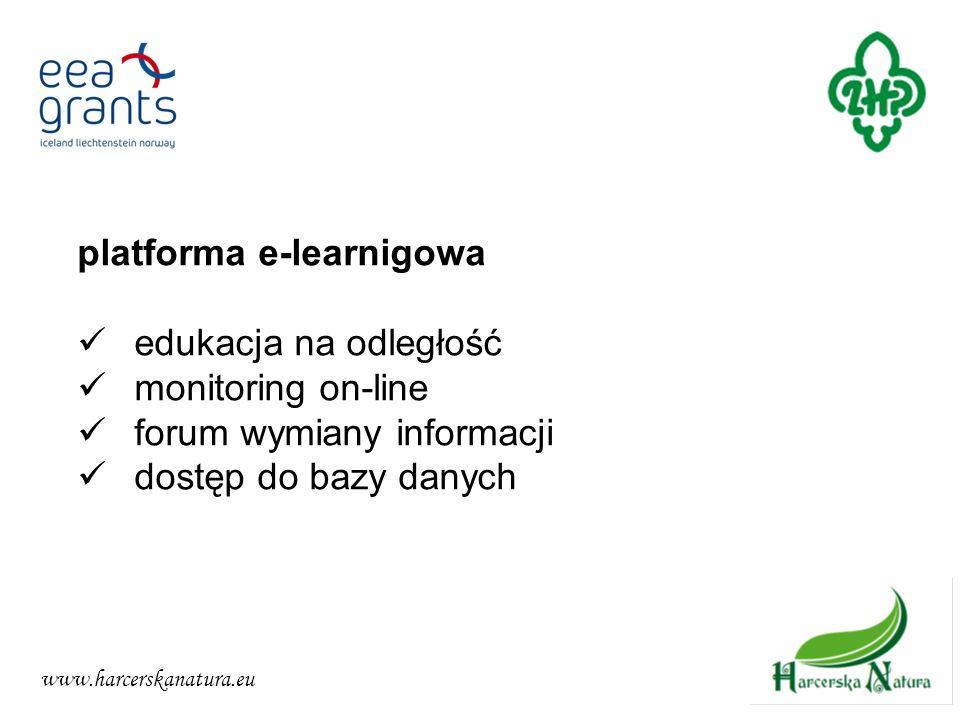 platforma e-learnigowa edukacja na odległość monitoring on-line