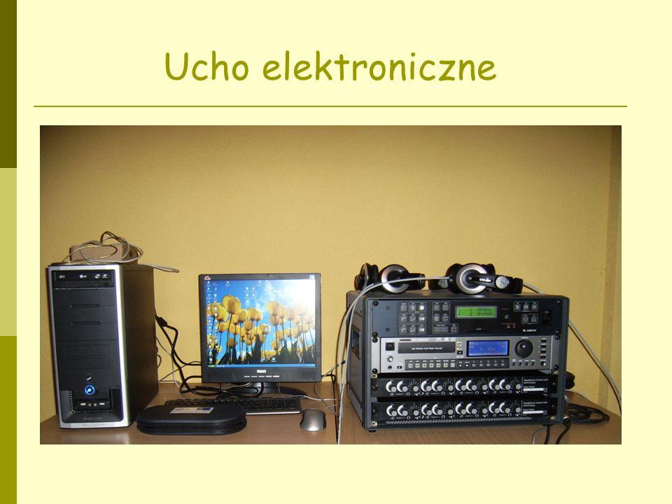 Ucho elektroniczne
