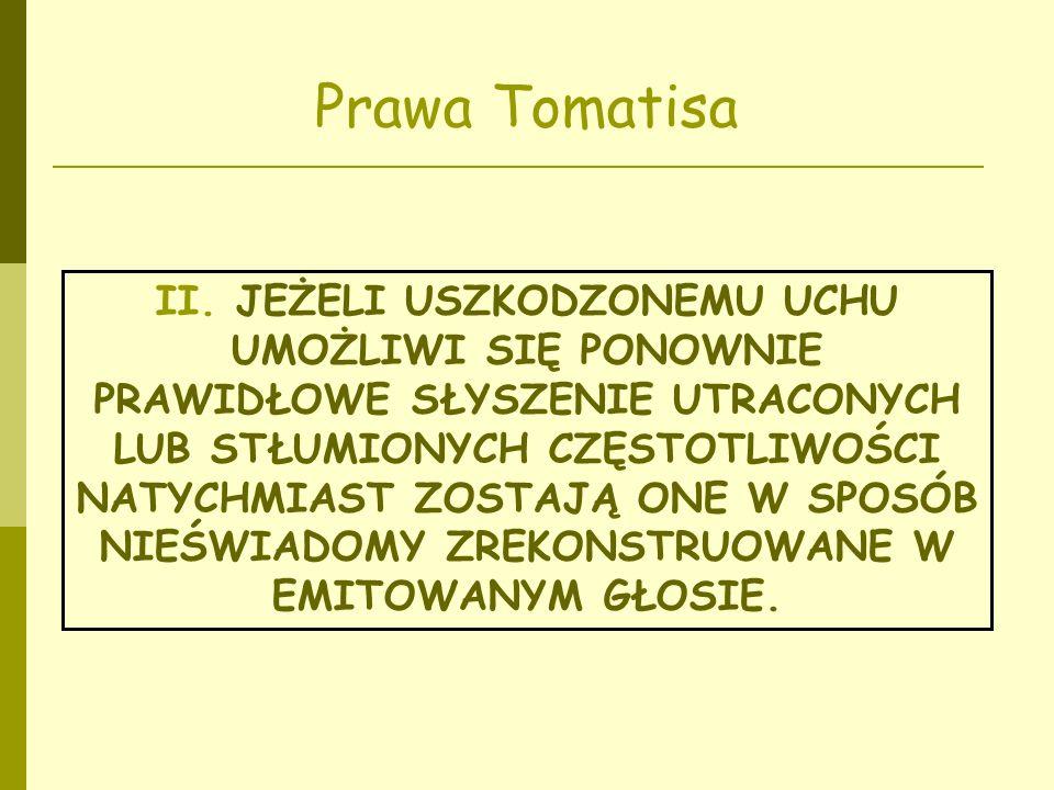 Prawa Tomatisa