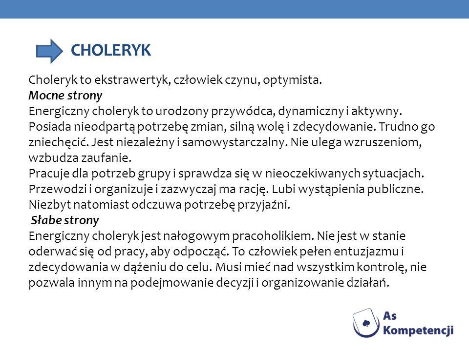 CHOLERYK