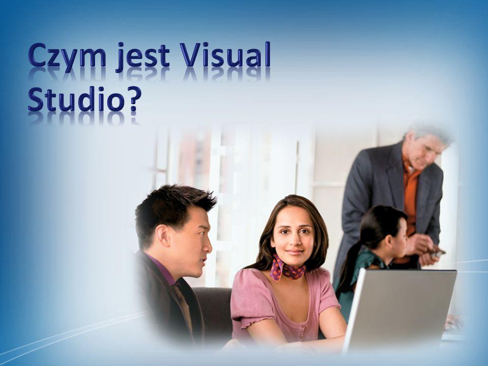 Czym jest Visual Studio