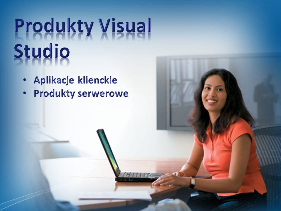 Produkty Visual Studio