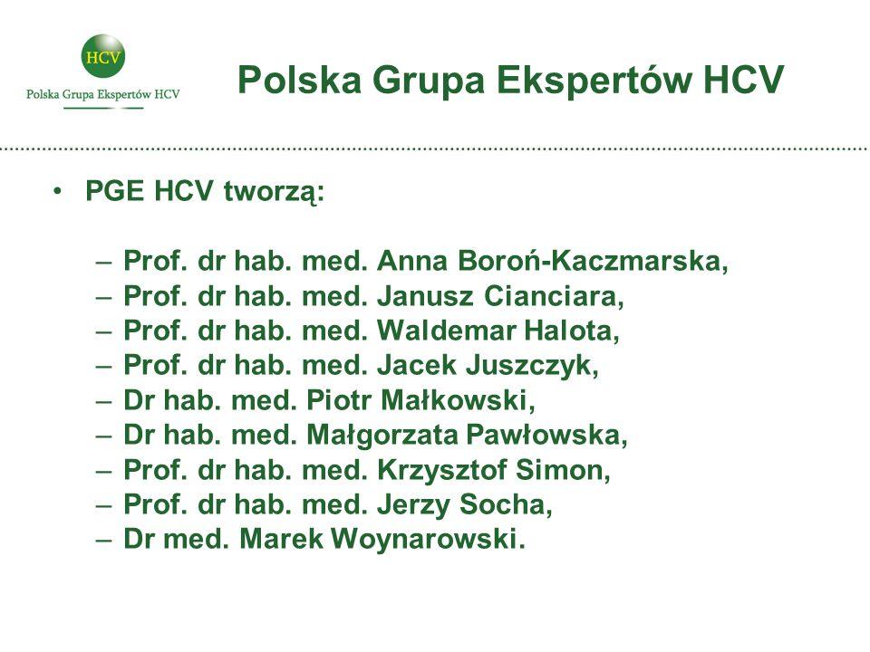 Polska Grupa Ekspertów HCV