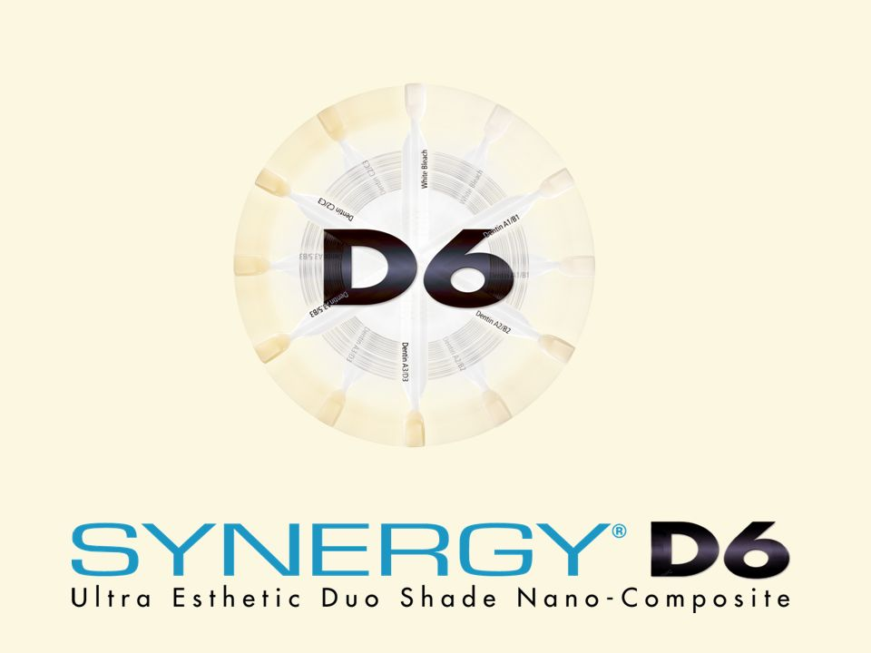 Wysoce estetyczny nano-kompozyt z systemem odcieni duo