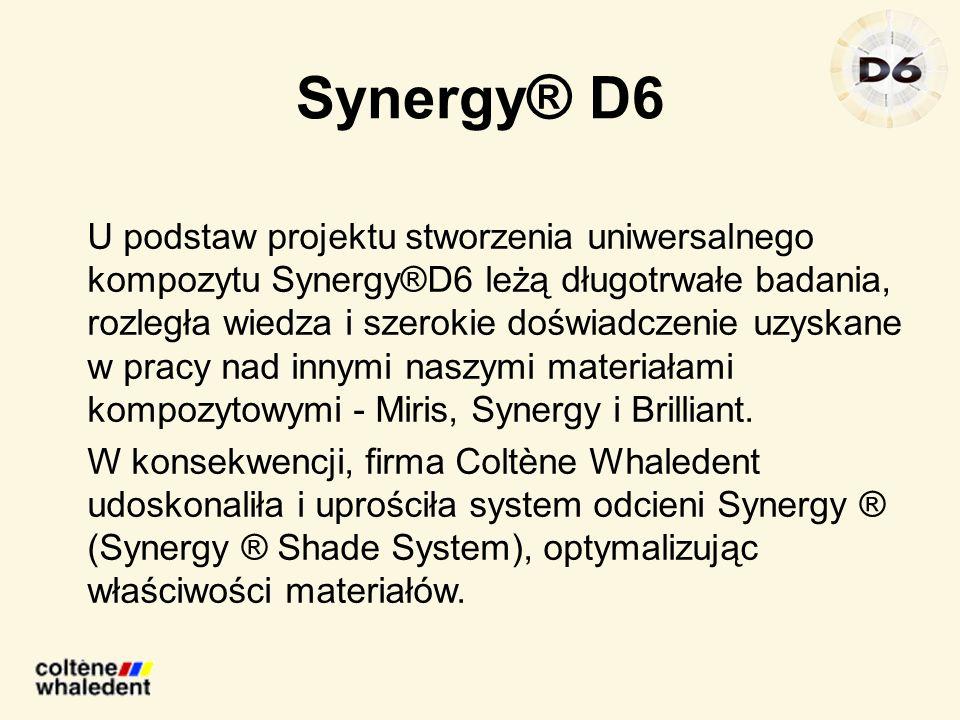 Synergy® D6