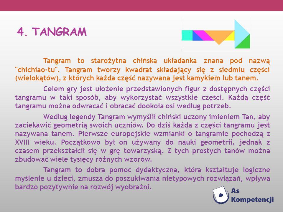 4. TANGRAM