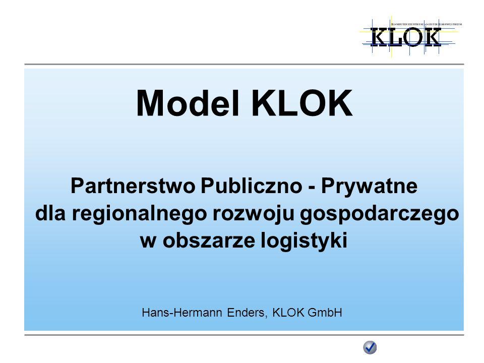 Hans-Hermann Enders, KLOK GmbH
