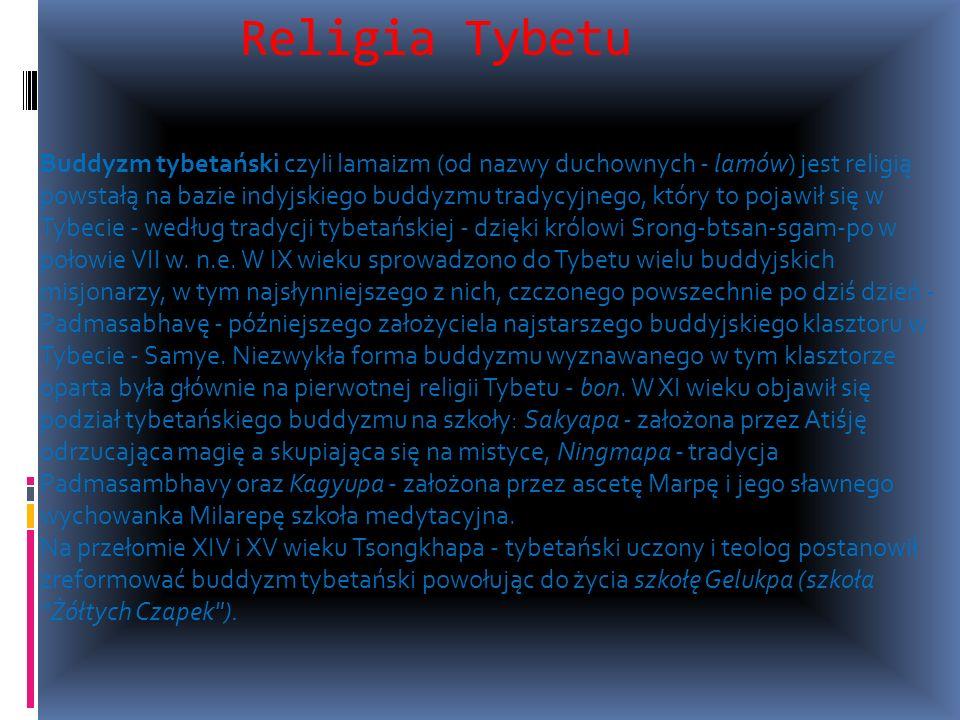 Religia Tybetu