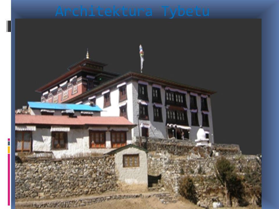 Architektura Tybetu