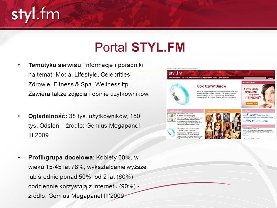 Portal STYL.FM