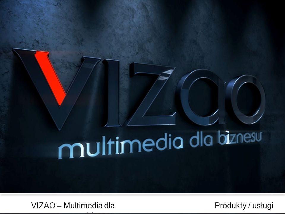 VIZAO – Multimedia dla biznesu