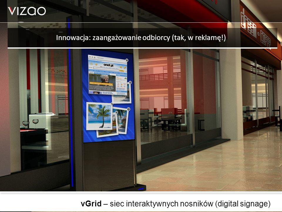 Innowacja: zaangażowanie odbiorcy (tak, w reklamę!)