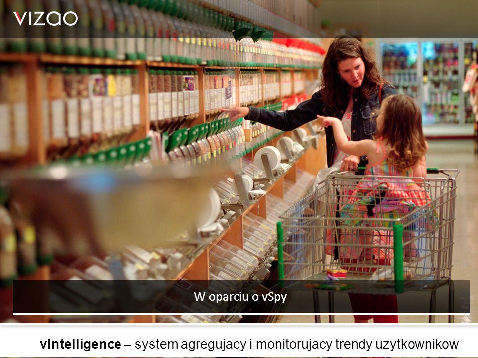 W oparciu o vSpy vIntelligence – system agregujacy i monitorujacy trendy uzytkownikow