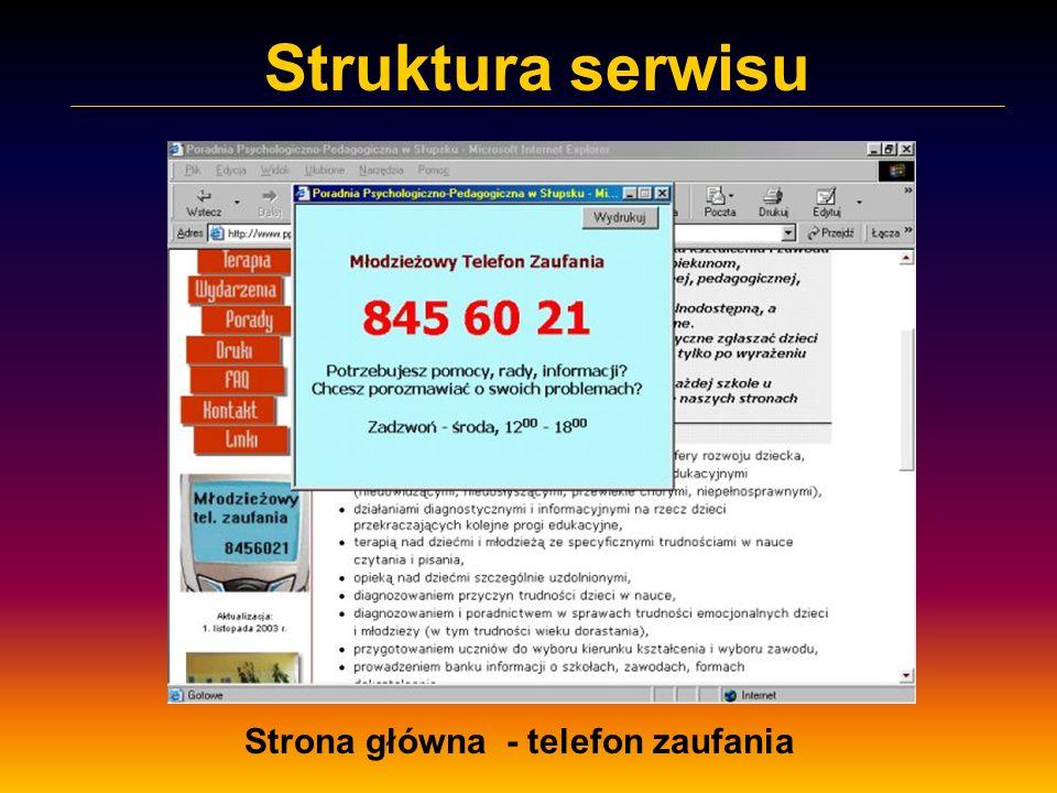 Strona główna - telefon zaufania