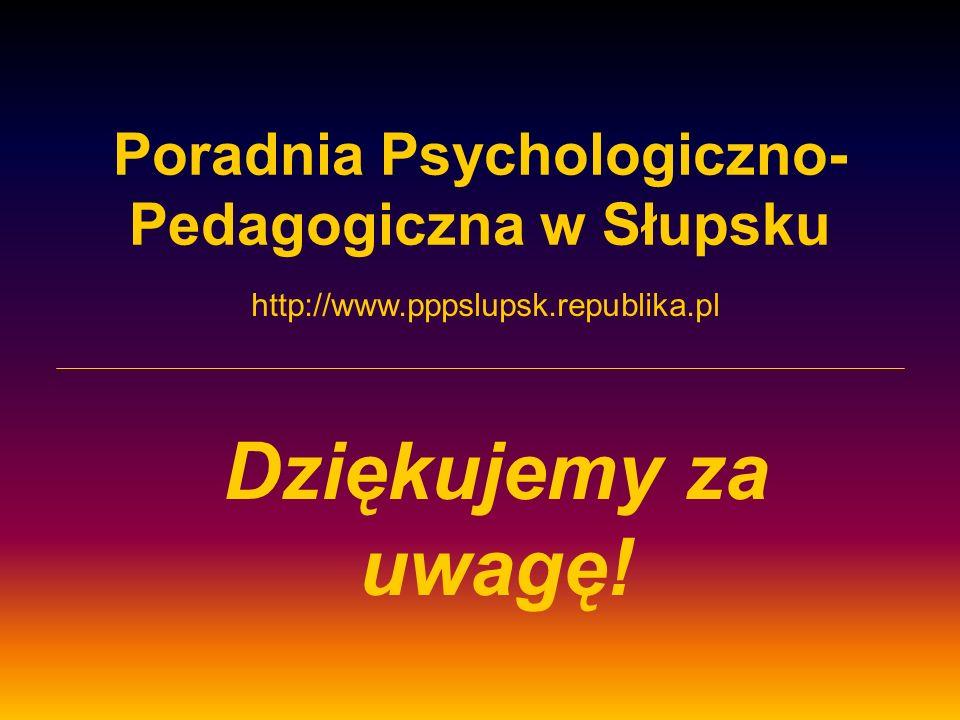 Poradnia Psychologiczno-Pedagogiczna w Słupsku