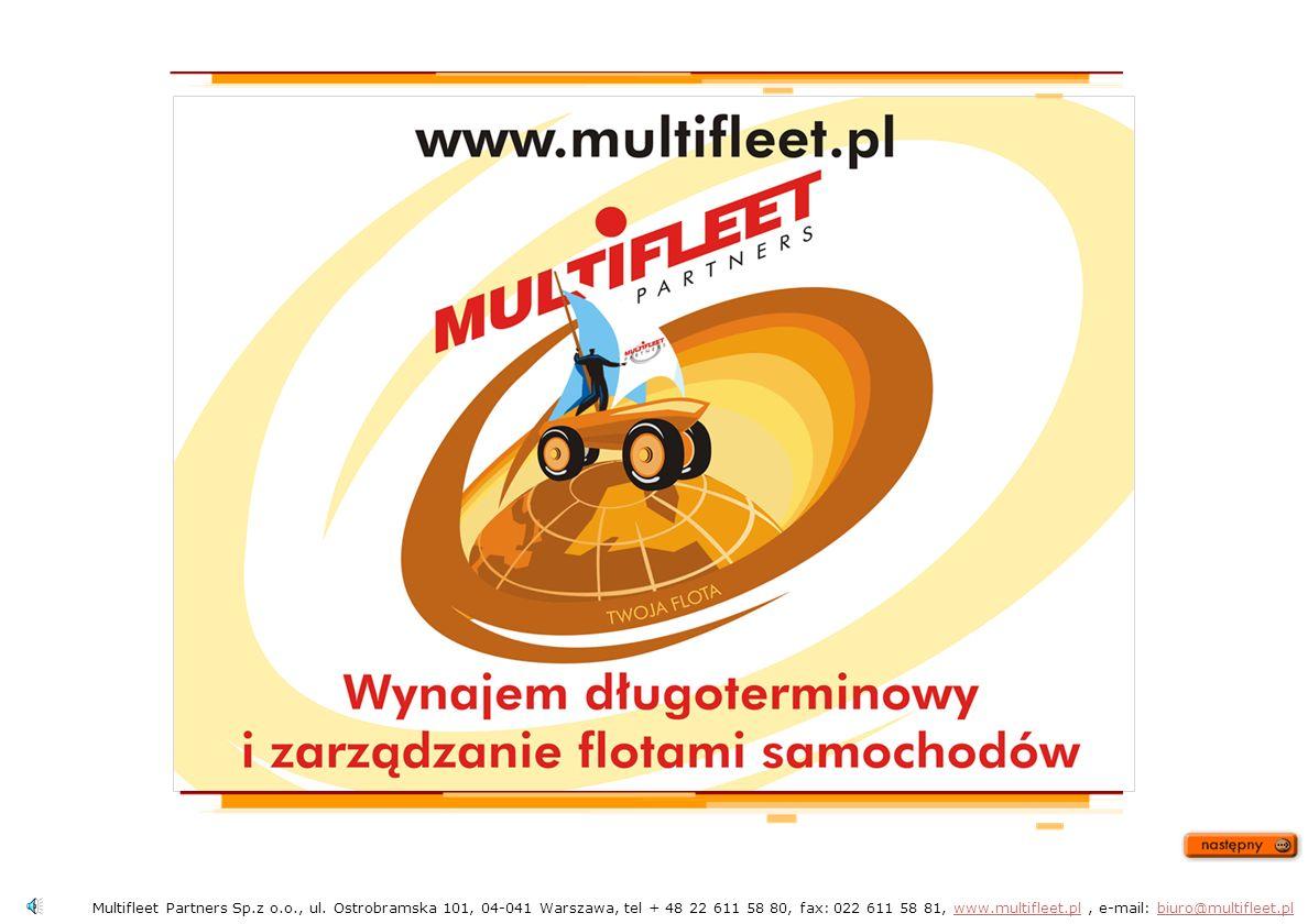 Multifleet Partners Sp. z o. o. , ul
