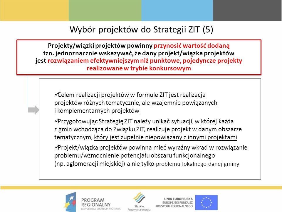 Wybór projektów do Strategii ZIT (5)