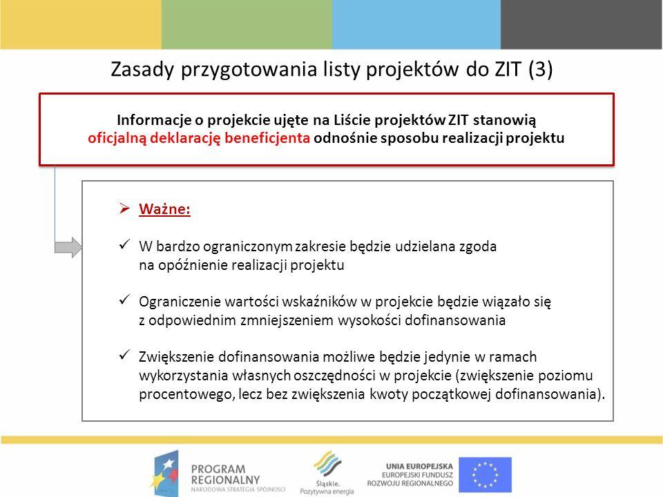 Zasady przygotowania listy projektów do ZIT (3)