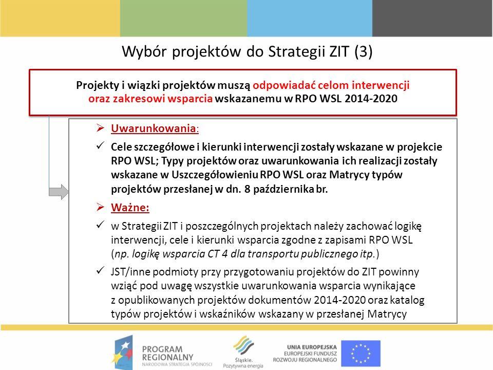 Wybór projektów do Strategii ZIT (3)