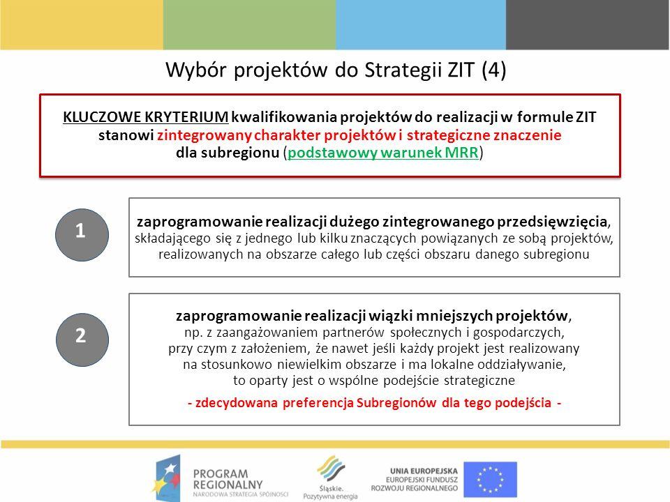 Wybór projektów do Strategii ZIT (4)