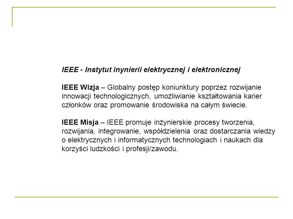 IEEE - Instytut inynierii elektrycznej i elektronicznej