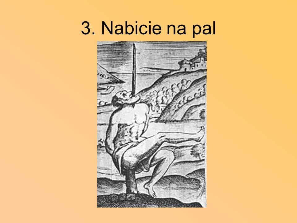 3. Nabicie na pal