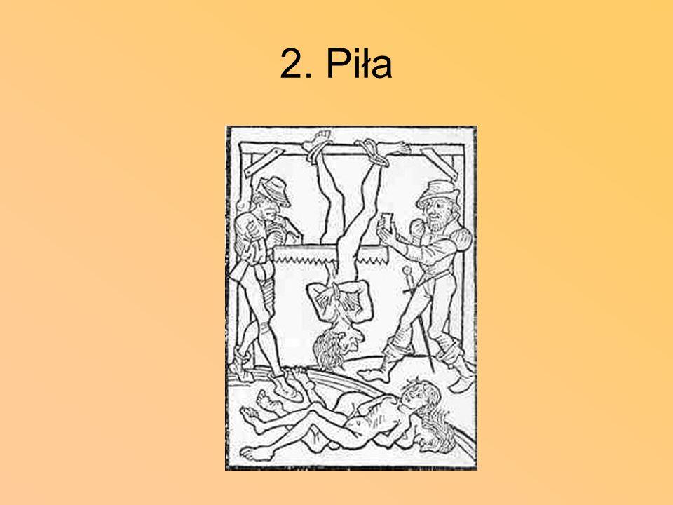 2. Piła