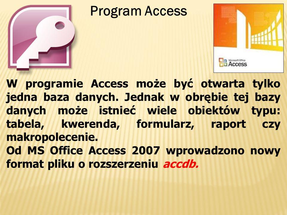 Program Access