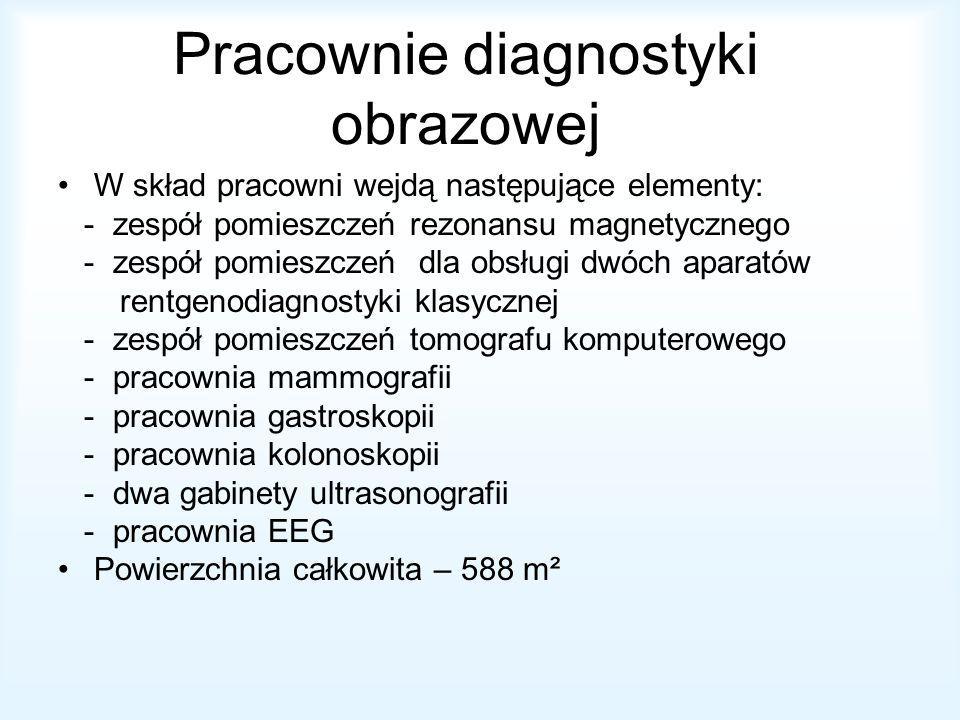 Pracownie diagnostyki obrazowej
