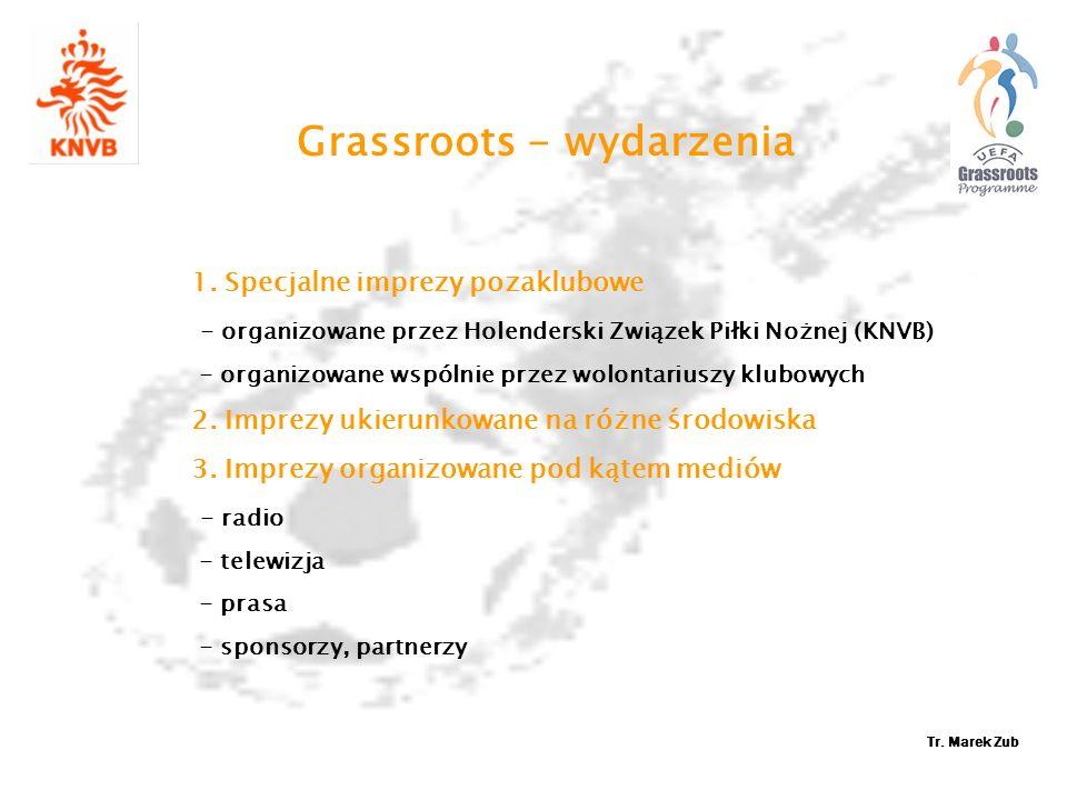 Grassroots - wydarzenia
