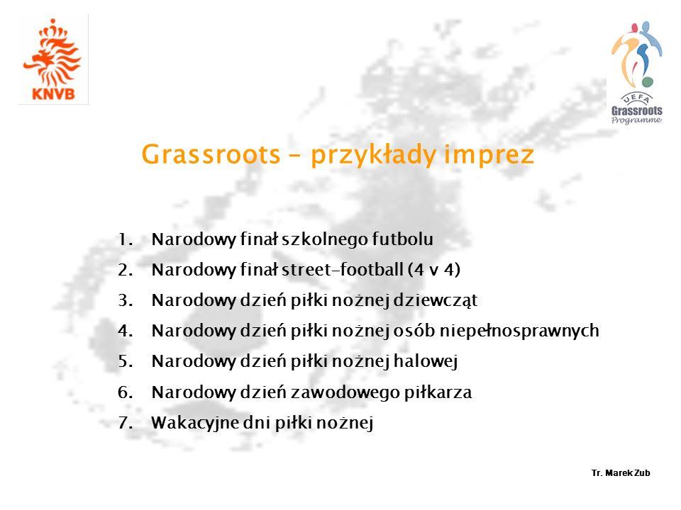 Grassroots – przykłady imprez