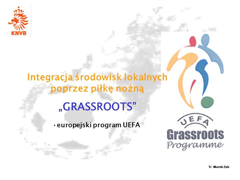 Integracja środowisk lokalnych poprzez piłkę nożną