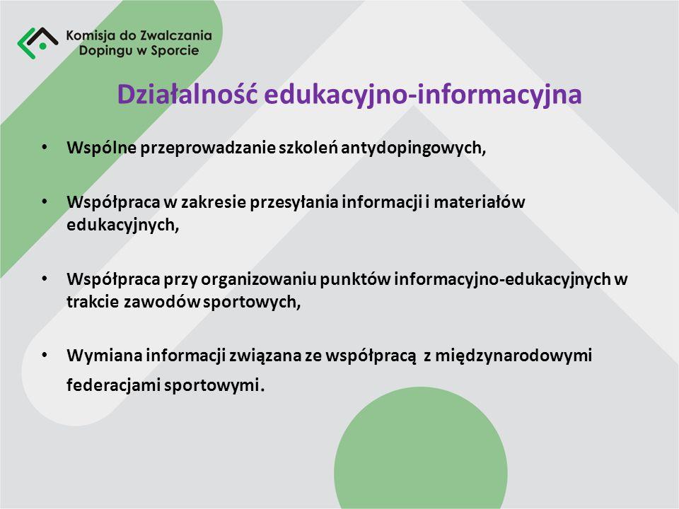 Działalność edukacyjno-informacyjna