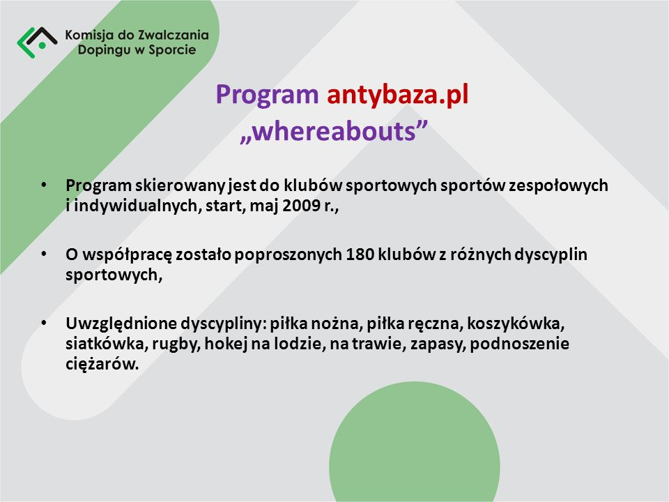 "Program antybaza.pl ""whereabouts"