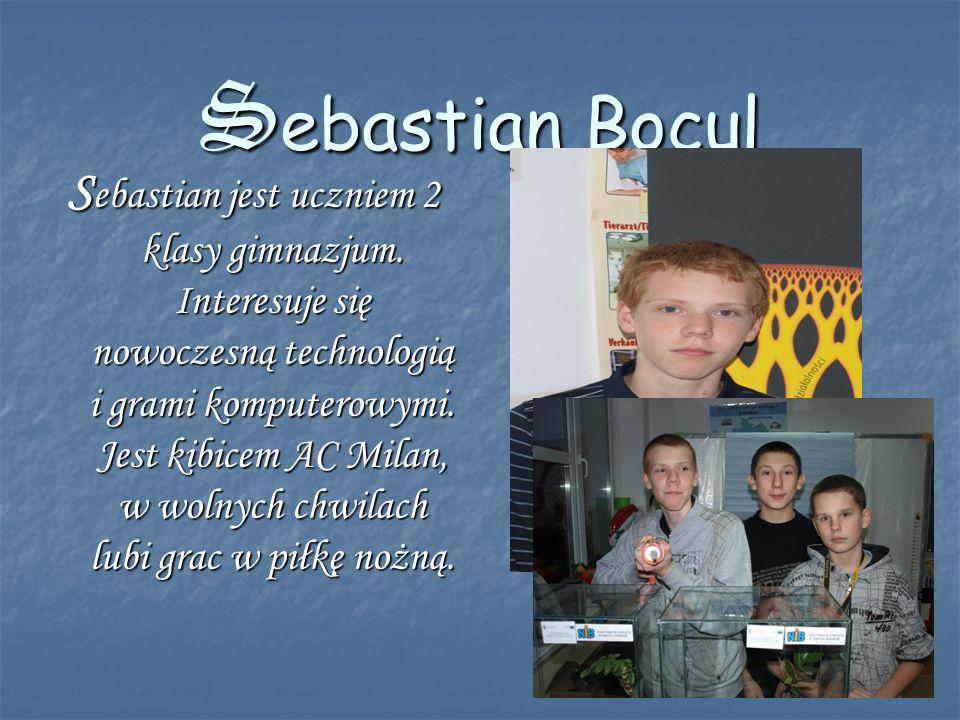 Sebastian Bocul