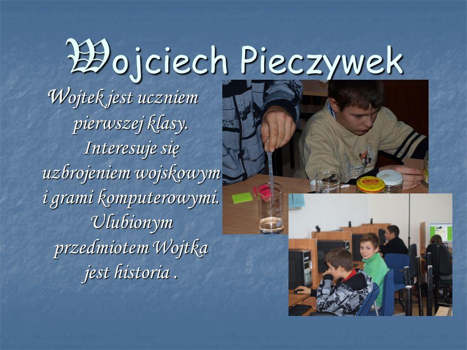 Wojciech Pieczywek