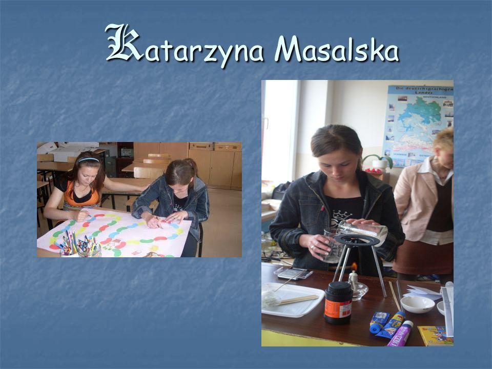 Katarzyna Masalska