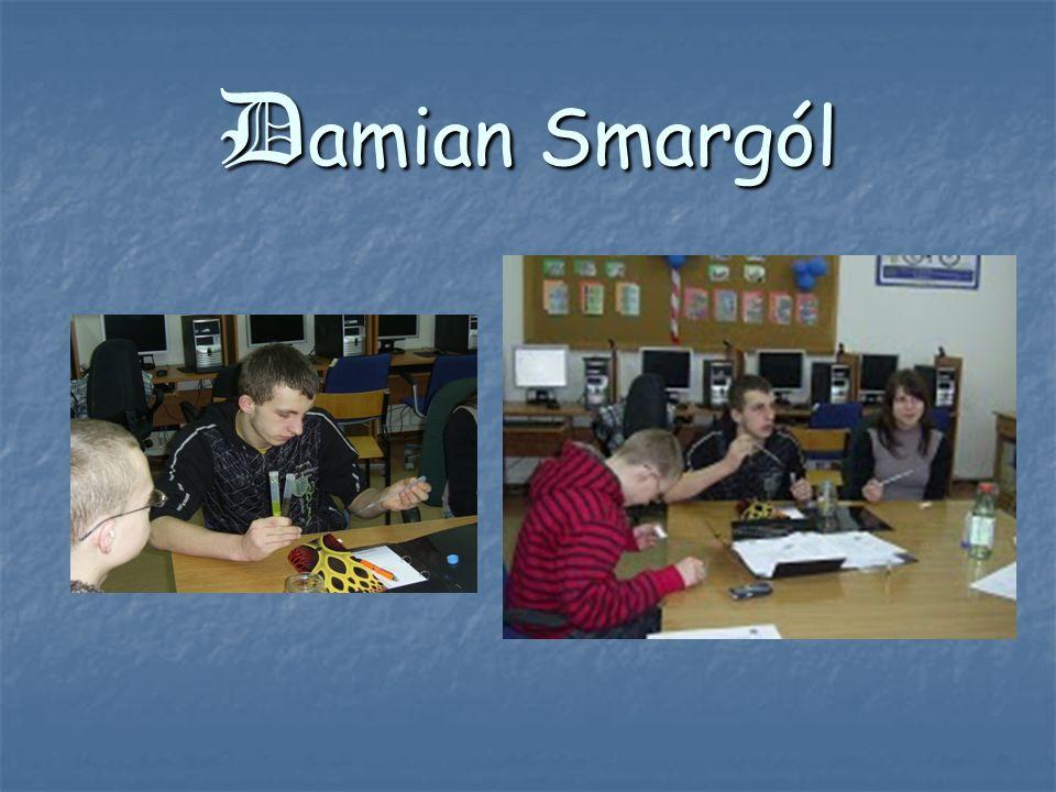 Damian Smargól