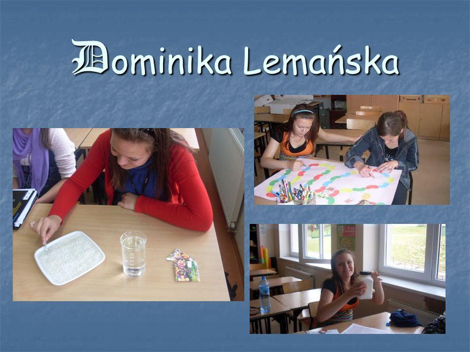 Dominika Lemańska