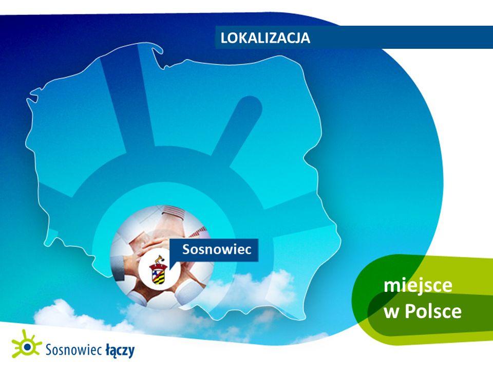LOKALIZACJA miejsce w Polsce