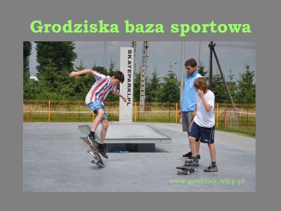 Grodziska baza sportowa