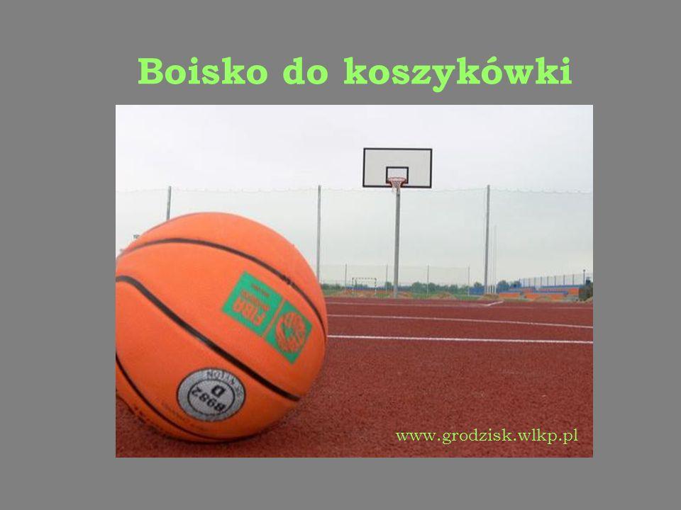 Boisko do koszykówki www.grodzisk.wlkp.pl